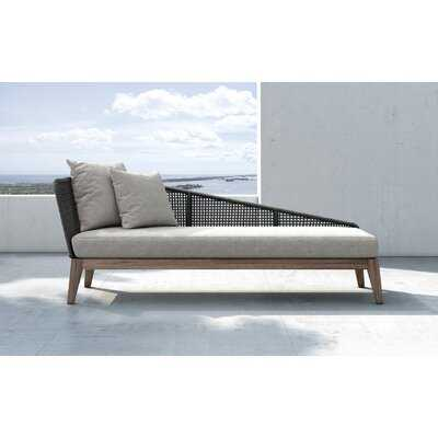 Ehlers Patio Sofa with Cushion - AllModern