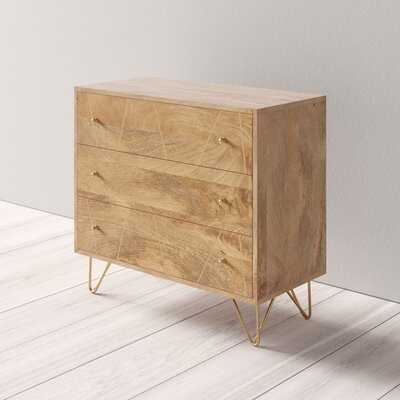 Elisabeth 3 Drawer Dresser - AllModern
