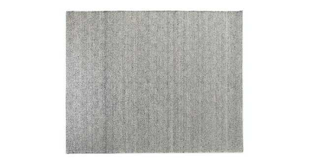 Bovi Silver Gray Rug 8 x 10 - Article