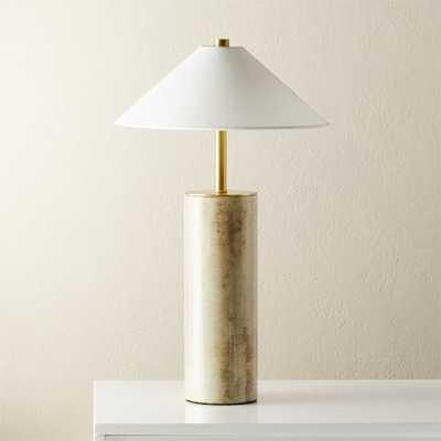 Vellum Table Lamp - CB2