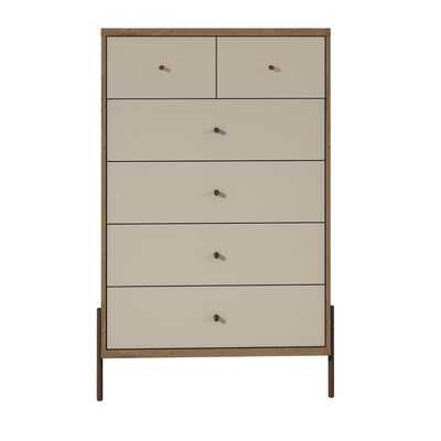 Alviso 6 Drawer Chest - AllModern