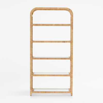 Dierdre Bookshelf - Crate and Barrel