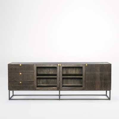 Ivan Media Console with Drawers - Crate and Barrel