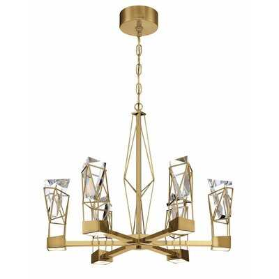 Gerena Shaded Classic / Traditional Chandelier - Wayfair