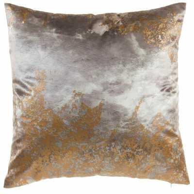 Cloud9 Design Zen Velvet Throw Pillow - Perigold