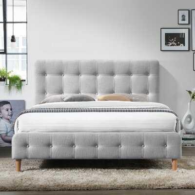 Gutman Queen Upholstered Platform Bed - Wayfair