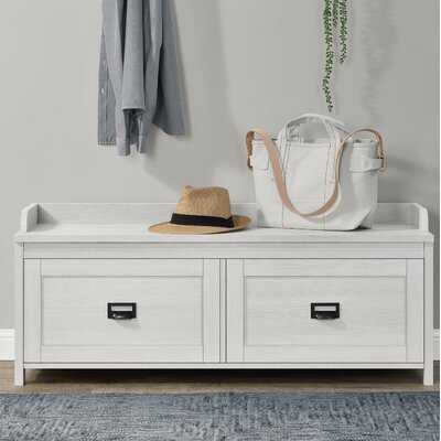 Berenice Storage Bench - Wayfair