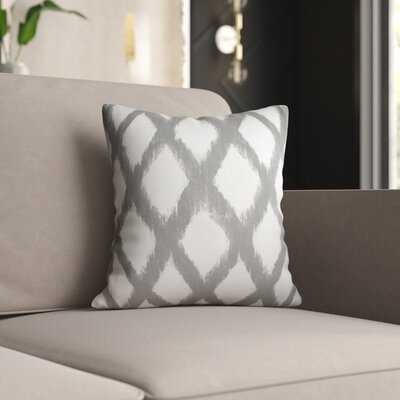 Abigail Diamond Pillow Cover - Wayfair