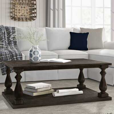 Calila Transitional Coffee Table - Wayfair