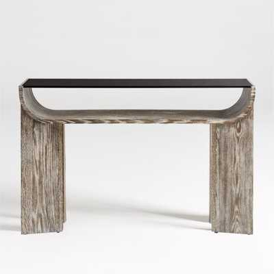 Dada Console Table - Crate and Barrel