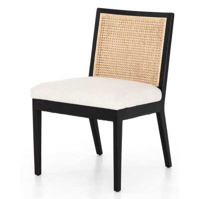 Four Hands Upholstered Side Chair in Natural - Perigold