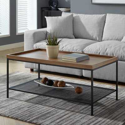 Poling Industrial Coffee Table - Wayfair
