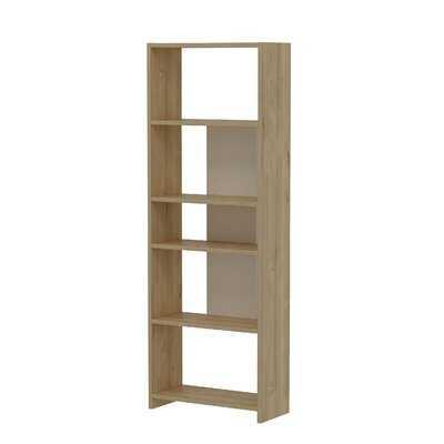 Amunra 63'' H x 22.4'' W Standard Bookcase - Wayfair