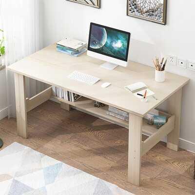 Antyon Solid Wood Desk - Wayfair