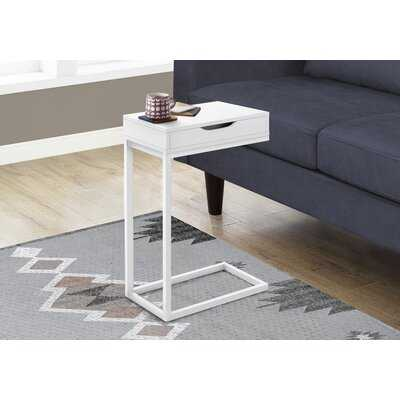 Nephi C Table End Table with Storage - Wayfair