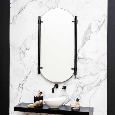 Beaumont Vertical Wall Mirror - Wayfair