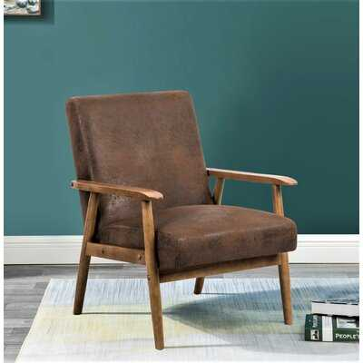"Dalessandro 25.375"" Wide Armchair - Wayfair"