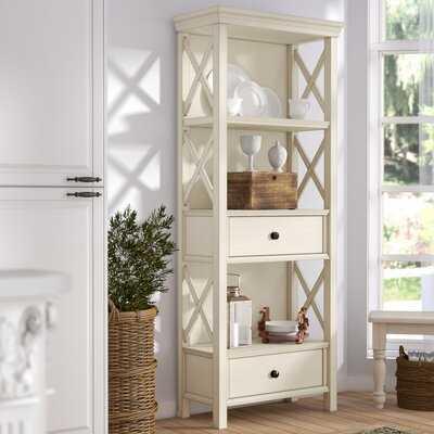 Marsha Curio Cabinet - Wayfair