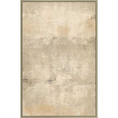 "JBass Grand Gallery Collection 'Open Space I' - Graphic Art Print on Canvas Size: 55.75"" H x 35.75"" W - Perigold"