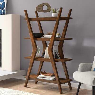 Woodcrest Etagere Bookcase - Wayfair