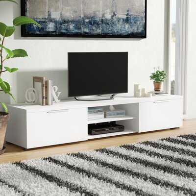 "Rafael TV Stand for TVs up to 48"" - Wayfair"