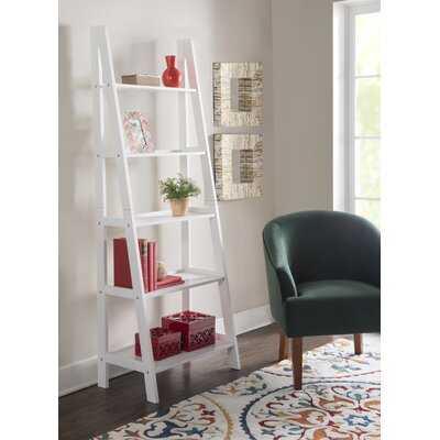 Natrona Ladder Bookcase - Wayfair