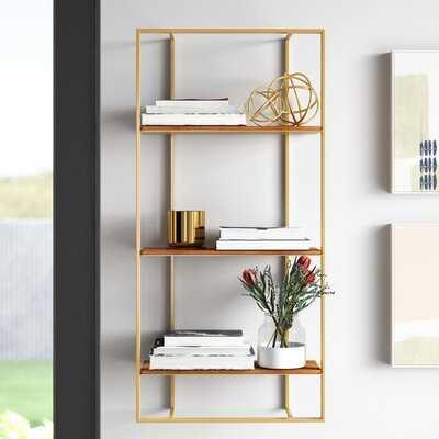 Scheffer Floating Shelf - Wayfair