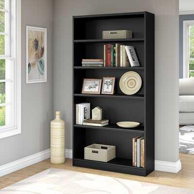 """Kirkbride 72"""" H x 36.92"""" W Standard Bookcase - Wayfair"""