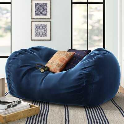 Large Bean Bag Sofa - Wayfair