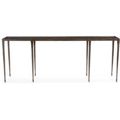 "Halden 84"" Console Table - Wayfair"