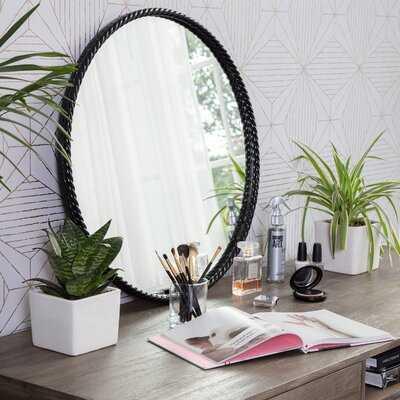 Alvonte Archie Modern & Contemporary Accent Mirror - Wayfair