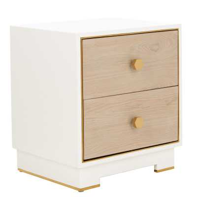 Safavieh Koa 1 Drawer Side Table - Perigold