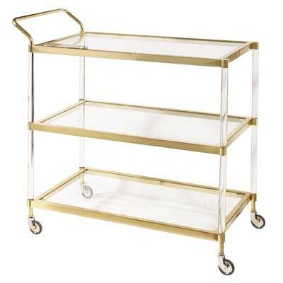 Lagasse Bar Cart - AllModern