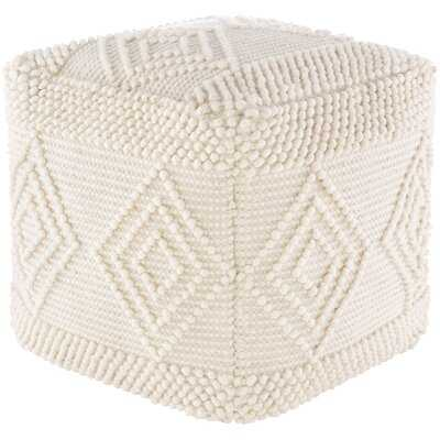 Clancy Pouf - Wayfair