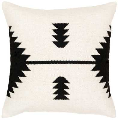 "Shiprock - SHO-001 - 20"" x 20"" - pillow cover only - Neva Home"