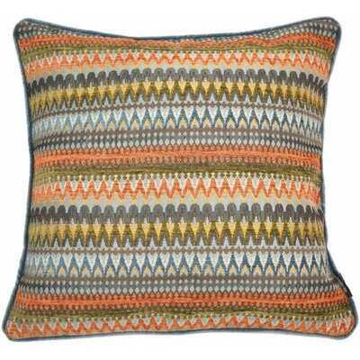 Filler Curitiba Outdoor Square Pillow Cover and Insert - Wayfair