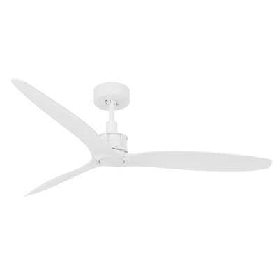 """52"""" Theron 3 Blade Ceiling Fan with Remote - AllModern"""