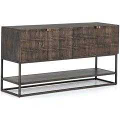 Kelby Small Media Console - High Fashion Home