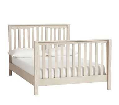 Kendall 4-in-1 Full Bed Conversion Kit, Weathered White, UPS - Pottery Barn Kids