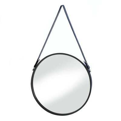 Mattox Hanging Accent Mirror - Wayfair