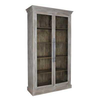 "85"" H x 48"" W Standard Bookcase - Wayfair"