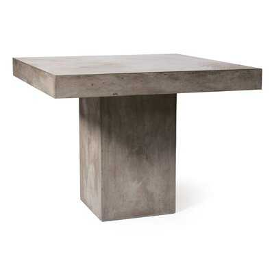 Perpetual Provence Stone/Concrete Dining Table - AllModern