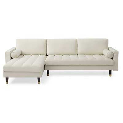 Pardon Reversible Sectional - Wayfair