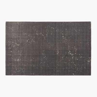 Avi Handloomed Grey Speckled Rug 8'x10' - CB2
