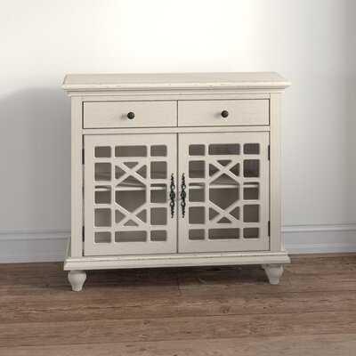 Lucille 2 Door Cabinet - Wayfair