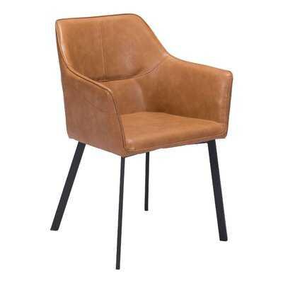Upholstered Arm Chair (set of 2) - Wayfair