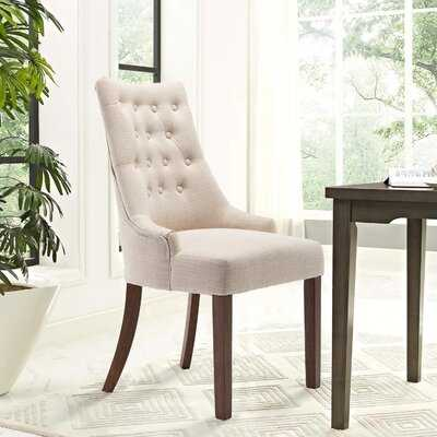 Tufted Upholstered Dining Chair - Wayfair