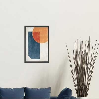 Overtaking the Sun - Picture Frame Painting Print on Paper - Wayfair