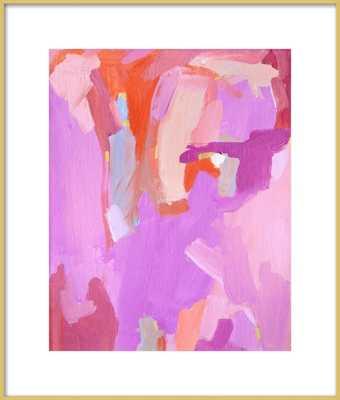 Orchid by Emily Rickard for Artfully Walls - Artfully Walls