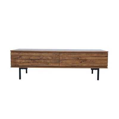 Pippin Coffee Table with Storage - Wayfair